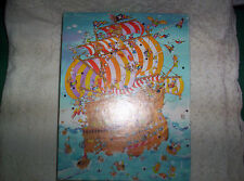Springbok jigsaw puzzle 500 pieces Highjinks on the High Seas by Ulli Schneider