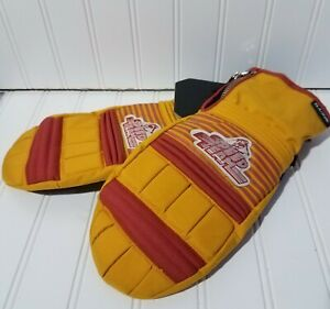 Dakine Pointer Mitts Mens Snowboard Ski  Mittens Speed Team Size Large Windell's