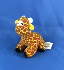 Giraffe Plush Ringling Bros. and Barnum & Bailey Circus Rare Mini Stuffed Animal