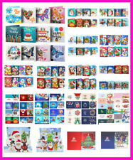 8pcs 5D Christmas Greeting Cards Drill Diamond Painting Embroidery DIY Xmas Gift