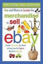 How and Where to Locate the Merchandise to Sell on EBay : Insider Information...