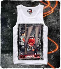 Ärmellose Herren-T-Shirts mit Motiv 1 SYNDICATE E