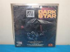 DARK STAR John Carpenter SCI-FI Comedy LaserDisc Near NEW mmoetwil@hotmail.com
