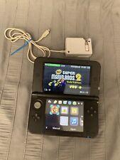 Nintendo 3ds XL Mario Edition Super Mario Bros. 2 Gold Edition (Missing Pen)