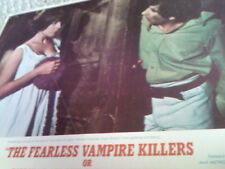 THE FEARLESS VAMPIRE KILLERS Sharon Tate Orig US RARE 11x14 LOBBY CARD 1967 HTF!