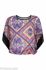 Unbranded Chiffon Geometric Clothing for Women