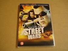 DVD / STREET WARS ( STEVEN SEAGAL... )