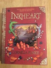 SIGNED - Inkheart Bk. 1 by Cornelia Funke Hardcover 1st/1st + Pic