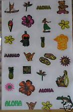 Auntie's Hawaiian Stickers Set 27 - All Things Hawaiian