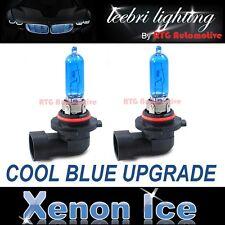 12v 60w HB3 9005 Bombillas Tinte Azul Xenon Base Luz De Carretera 2X