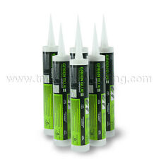 Green Glue Noiseproofing and Damping Compound - Case of 6 Tubes