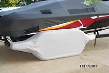 NITRO/PROCRAFT:Boat trailer fender/tire storage covers exact fit tandem fibrglas