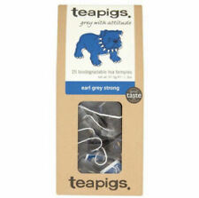 Tea pigs Earl Grey Strong Tea 1 Pack of 15 Tea Bags