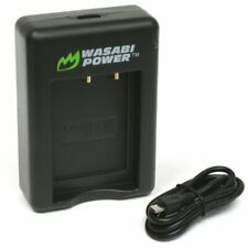 Wasabi Power Dual USB Battery Charger for Sony NP-BX1, NP-BX1/M8