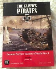 MINT, GMT The Kaiser's Pirates: German Surface Raiders of World War I; sealed