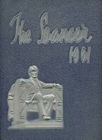 1961 Abraham Lincoln High School Yearbook Denver Colorado - Vol 1, Ex Cond
