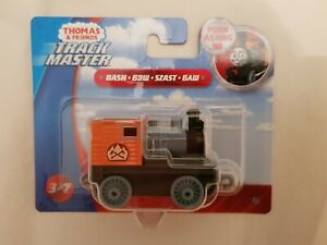 Thomas The Tank Engine & Friends TRACKMASTER PUSH ALONG BASH METAL TRAIN NEW