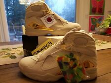 pretty nice 533a7 16397 New listing Nike Air Jordan 8 VIII Retro C C Champagne Size 11.5 832821 030  100% Authentic