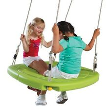 NEST SWING SQUARO Special Needs Toy Swing Seat Sensory Therapy Swing Outdoor Web