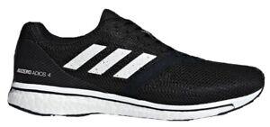 adidas Adizero Adios 4 Boost Mens Running Shoes  Black Size UK 11 EUR 46 US 11.5