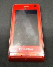 LG KU990 Viewty Metalic Red Mobile Phone Digital Photo Camera (Vodafone)
