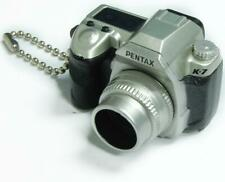 Pentax Capsule Mini Camera Keychain K-7 Limited Silver Camera