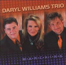 ~COVER ART MISSING~ Daryl Trio Williams CD Marching