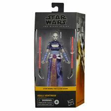 Hasbro Star Wars: The Black Series - Asajj Ventress avec Sabre Laser 15cm Figurine en PVC (F1861)