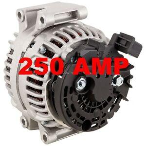 250 AMP Mercedes Alternator High Output C300 C350 E350 CLK350 SLK