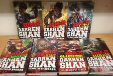 Zom-B, by Darren Shan: collection of 7 children's books