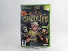 GRABBED BY THE GHOULIES MICROSOFT XBOX CLASSIC, 360 PAL ITALIANO NUOVO SIGILLATO