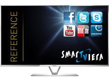 PANASONIC TX-L55DTW60 SMART VIERA LED TV (55 Zoll, Full-HD, 3D, SMART TV)