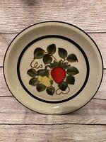 Vintage Set of 4 Eternal Tree Ironstone  Diane Von Furstenburg  1980s Sears   Dinner Plates