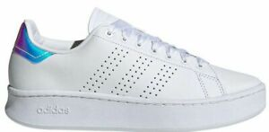 adidas Advantage Bold Size 4.5 White RRP £65 Brand New EE9974 CLASSIC TENNIS