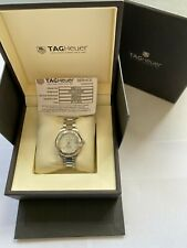 TAG Heuer Aquaracer White Mother of Pearl Women's Watch - WBD1314.BA0740
