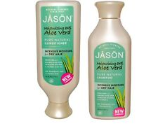 Jason Aloe vera Shampoo & Conditioner For Dry Hair