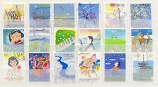 Japan - Popular songs series n°2 complete series 1997-1999