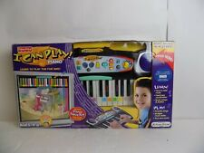 FISHER PRICE - I CAN PLAY PIANO / PIANO WIZARD