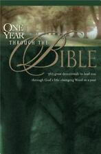 One Year through the Bible 365 Devotions PB