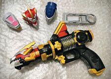Tensou Sentai Goseiger Gosei Blaster Power Rangers Megaforce Weapon Bandai Japan
