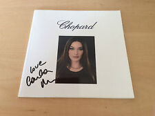 Brochure CHOPARD Number 30 - French - Carla Bruni - About Jewels Joyas