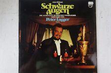 Peter Lagger Schwarze Augen Philips Stereo 844390 PY LP20