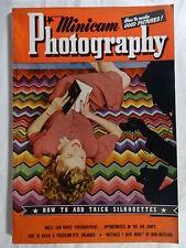 Minicam Photography Magazine February 1941 Air Corps Nudes John Hutchins