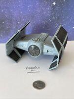 Micro Machines Star Wars Action Fleet [SHIPS] Darth Vader's Tie Fighter (large)