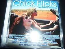 Chick Flicks The Ultimate Collection Film Soundtrack Various 2 CD - Like New