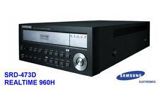 Samsung 4-channel 960H DVR, model SRD-473D