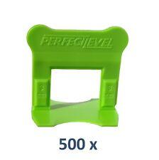 500 croisillons auto nivelant professionnel 3 mm compatible Raimondi