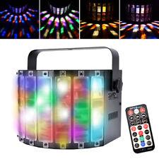 RGB LED Derby Stage Lighting DJ Disco KTV PUB Led Effect Bluetooth Lights Remote