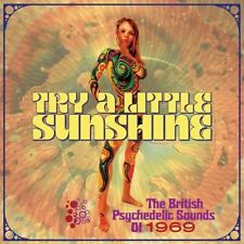 TRY A LITTLE SUNSHINE BRITISH PSYCHEDELIC SOUNDS OF 1969  3 CD NEU