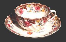 Spode Pattern 3275 Circa 1890 Tea Cup And Saucer